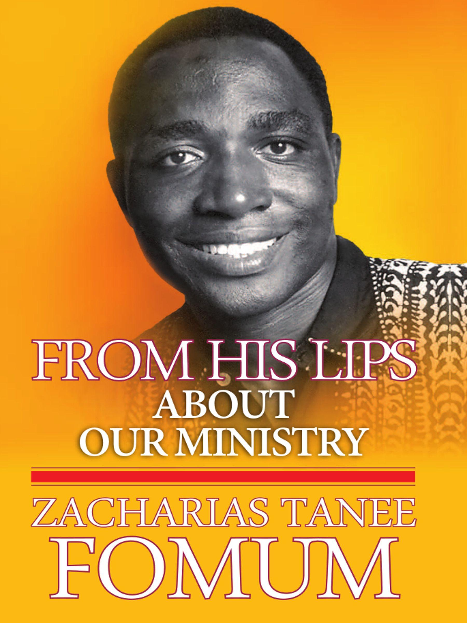 From His Lips: About Our Ministry